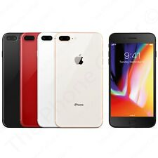 New Unlocked Apple iPhone 8 Plus A1897 64GB 256GB GSM Gold Black Silver Red