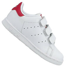 3962771a42 Adidas Originals Stan Smith Sneakers Leather Shoes White Pink