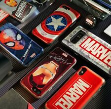 Official Marvel Avengers Card Pocket Phone Case Cover For iPhone X XS MAX XR 8 7