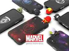 Official Marvel Avengers Card Pocket Figure Phone Case Cover For Apple iPhone