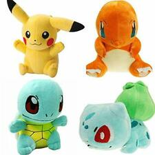 Pokemon Plush Toy Doll Pikachu Bulbasaur Squirtle Charmande Collection Gifts