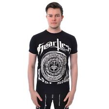 Heartless Black White Punk Gothic HEARTLESS SOULS T SHIRT Top Emo Goth Mens T