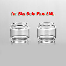 Replacement Bubble Expansion Glass Tank Pyrex Tube for Sky Solo Plus 8ml
