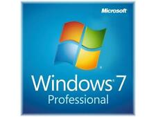 Windows 7 Professional 32 oder 64Bit DVD Vollversion SP1 + Win 7 Pro OEM-Key