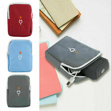 Waterproof Storage Bag USB Cable Charger Organizer Travel Electronic Accessories