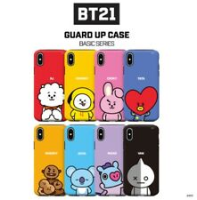 Official Kpop BTS BT21 Card Dual Slide Phone Case Cover For iPhone X XS MAX XR 8
