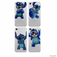 Lilo Stitch Gel Case/Cover for iPhone 5/5s/SE/6/6s/7/8/Plus / Screen Protector