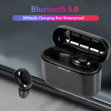 Hot Bluetooth 5.0 Headset Mini TWS Wireless Earphones Earbuds Stereo Headphones