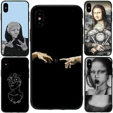 Art Paintings The Birth Of Venus Mona Lisa Cases for iPhone 6 7 8 X XR XS MAX