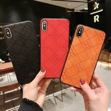 Fashion Luxury Leather Ultra-thin Case Cover For iPhone 66S 78 Plus X XS Max XR