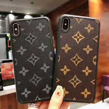 Leather Classic Flower Pattern Case Cover For iPhone 66S 78 Plus X XS Max XR LV8