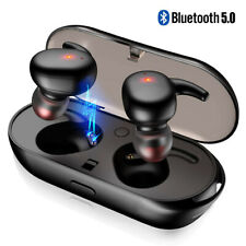 Wireless Earphones Bluetooth 5.0 Headset TWS Mini Earbuds Stereo Headphones IPX5