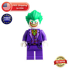 Joker Lego 2019 DC Super Heroes Batman Lego Superman Lego Toys Children Gift