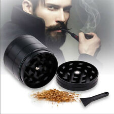 4 Layer Herb Grinder Spice Tobacco Herbal Smoke Zinc Alloy Crusher Hand Manual