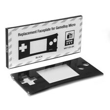 GameBoy Micro Replacement Faceplate Cover for GBM GameBoy Micro System