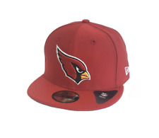 NEW ERA HEX ERA 59FIFTY FITTED CAP. ARIZONA CARDINALS