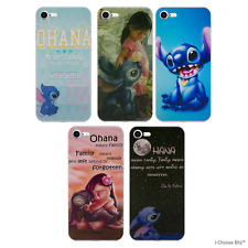 Lilo & Stitch Gel Case for iPhone 5 5s SE 6 6s 7 8 Plus Screen Protector Cover