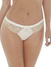 Charnos Lingerie Bailey Thong 1551180 New Womens Lingerie Ivory