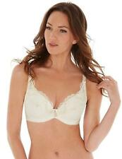 Charnos Bailey Padded Plunge Bra 1551020 New Womens Lingerie Ivory