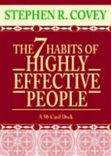 The 7 Habits Of Highly Effective People: Powerful L by Covey, Stephen 1401901166