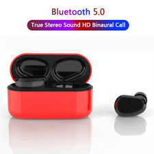 Tws W9 True Wireless Bluetooth 5.0 Earbuds Headset Mini Touch Control Headphone