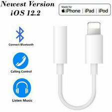 Apple Lightning to 3.5mm Headphone Jack Adapter for iPhone 7 8 PLUS X Xs Max 11