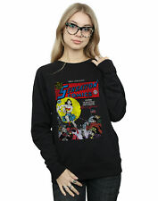 DC Comics Women's Wonder Woman Sensation Comics Issue 1 Cover Sweatshirt