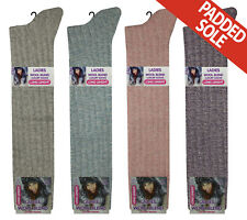 Womens Ladies Thermal Socks Thick Wool Hiking Outdoor Boot Sock Lot Size 4-7 New