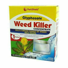 PESTSHIELD GLYPHOSATE WEED KILLER CONCENTRATE SYSTEMIC KILLER PS0076 NEW