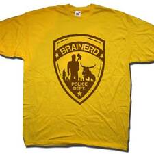 Inspired by Fargo T Shirt - Brainerd Police Coen Brothers Cult Film Comedy