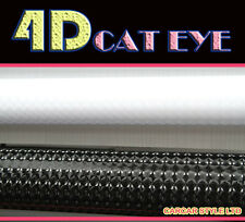 【4D CAT EYE】Vehicle Wrap Vinyl Sticker【1.52Meter width】SMALL SIZE Air Free