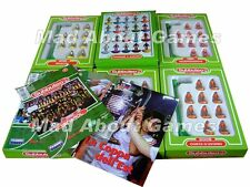 SUBBUTEO LEGGENDA Editions 101 to 125  With Booklet Football Soccer Figures