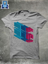 T-SHIRT URBAN LIFE IN COLOR SKATE SKATER WHY SO MY HAPPINESS