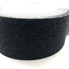 BLACK HIGH GRIP ANTI SLIP TAPE  ADHESIVE BACKED NON SLIP TAPE