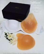 Softleaves RealLook Silicone Breast Forms Breast Augmentation bra Implant
