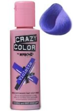 Crazy Color Semi Permanent Hair Tint Violette 43 Colour 100ml