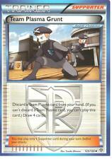 POKEMON BLACK AND WHITE PLASMA STORM TEAM PLASMA GRUNT 125/135
