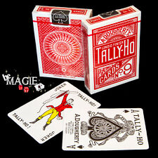 Jeu TALLY-HO Circle back - cartes poker - magie