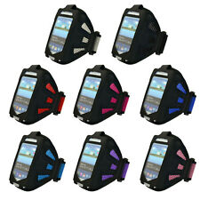 Adjustable Gym Running  Jogging Sport Armband Holder Cover Fit iphone 4 4s