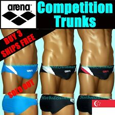 Arena AST13100 Competition Swimwear/Swimsuit Swim/Swimming Trunks/Briefs