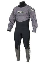 Jobe NEOPRENE Drysuit, XXL Euro 56, Black Grey. 51003