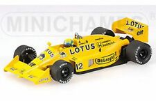MINICHAMPS Ayrton Senna model race cars Lotus McLaren Williams Penske Kart 1:43