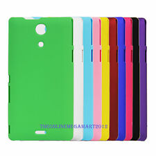 Matte Hard Hybrid Pc Case Cover Pouch for Sony Xperia ZR M36H C5502 C5503