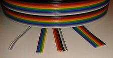 Ribbon Cable - 2A - 3D Printer Stepper Motors & End Stop Switch Wire - 24AWG