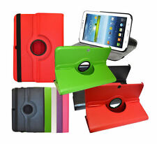 "6 COLOUR FLIP STAND CASE COVER FOR SAMSUNG GALAXY TAB 3 P5200 P5210 10.1"" Tablet"