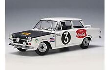 AUTOart 86427 86428 86438 86439 75331 Ford Lotus CORTINA rally road cars 1:18th