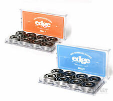 Boxed ABEC 7 or ABEC 9 Bearings (Qty 8) - New Skateboard Skate Bearings