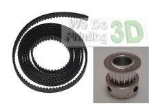 3D Printer T2.5 Timing Belts and Pulleys 8mm Shaft with 16 Teeth - Reprap