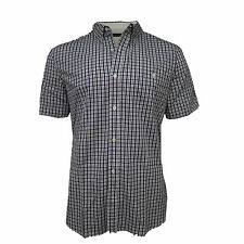SALE ITEM WAS £49.99 FCUK French Connection 52CE9 Mens India Ink Check Shirt