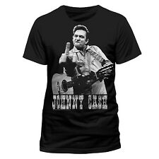 JOHNNY CASH Camiseta Flippin Tallas S M L XL XXL Nueva